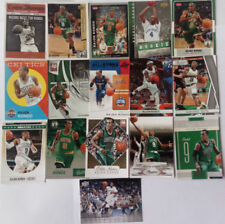 Boston Celtics Not Authenticated NBA Basketball Trading Cards Lot