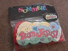 Bookmarks lot of 30 Team Jesus religious bookmark