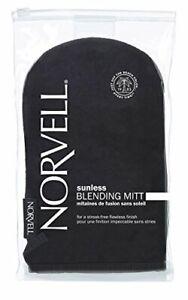 Norvell Sunless Streak-free Self-Tanning Washable Applicator Blending Tan Mitt