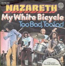 NAZARETH 45 TOURS GERMANY MY WHITE BICYCLES