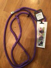 handy halter lead (dog training aid in lilac/purple