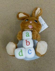 PenDelfin Rabbit Collectors Plush Bob & Damaged Trixie