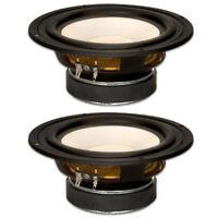 "2 Goldwood Sound GW-S650/8 Poly Cone 6.5"" Woofers 170 Watt each 8ohm Speakers"