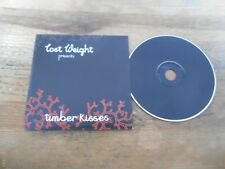 CD Indie Lost Weight - Timber Kisses (7 Song) HALF A MAP cb