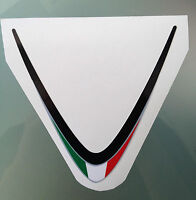 RSV4 Factory Italian Flag Sticker Decal for Aprilia RSV4 Front Fairing