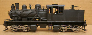 United PFM Vulcan 50-Ton Duplex Steam Locomotive Brass  HO