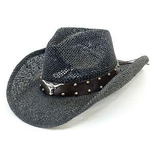 Oldstone Men Women Unisex Summer Winter Western Cowboy Cowgirl Drifter Style Hat