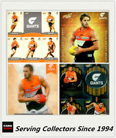 AFL Trading Card Master Team Collection-GWS-2013 Select AFL Champions