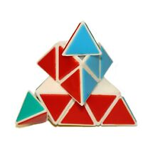 Vintage USSR Toy Pyramid Puzzle Brain Teaser Entertaining 1980s
