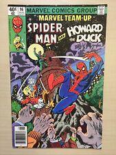 Marvel Team-Up (Marvel, Aug. 1980 1st Series) #96 Spider-Man, Howard The Duck