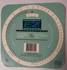Original E-Z Grader - E-Z Grader Circular Long Ranger Score Up To 200 Questions