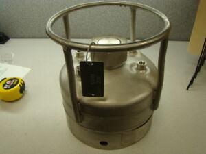 Apache Stainless Pressure Vessel Tank, MAWP160 @ 100ºF, T316L