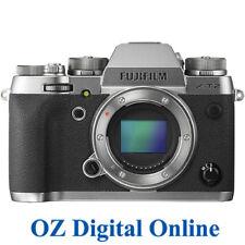NEW Fujifilm X-T2 Body Graphite Silver Mirrorles 24.3MP 4K Wifi Camera 1YrAusWty