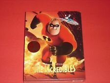 The Incredibles Full-Slip Steelbook Kimchidvd Edition #1391/1400 Pixar