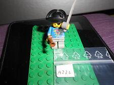 LEGO VINTAGE MINIFIG Pirate 6285-1: Black Seas Barracuda 6279  10040 6254 1696