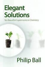 (Good)-Elegant Solutions: Ten Beautiful Experiments in Chemistry (Hardcover)-Phi