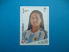 Figurine Panini Women's World Cup France 2019 n.294 Eliana Stabile Argentina