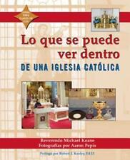 Lo Que Se Puede Ver Dentro de Una Iglesia Catolica by Reverend Keane, Micheal