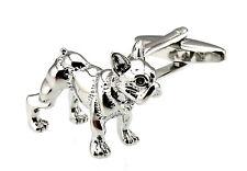 Plata Dinosaurio Gemelos Esqueleto Diseño prehistóricos Gemelos Regalo Nuevo