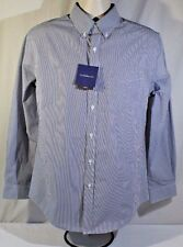 *NEW* Croft & Barrow Long Sleeve Size Small Easy Care Cotton Blend
