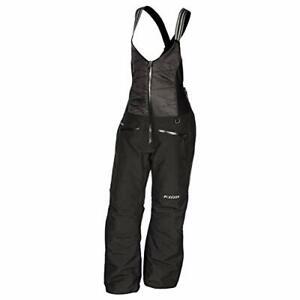 Klim Women's Allure Bib - Insulated Goretex Snowmobile Pants