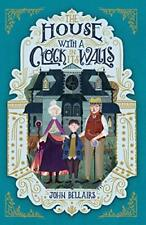 The House With a Clock in Its Walls-John Bellairs, 9781848127722