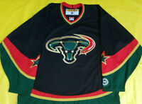 Dallas Stars Jersey Mens XL black retro Constellation Mooterus koho extra large