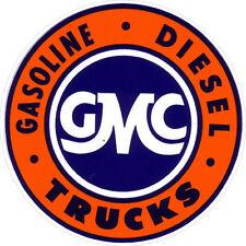 "#427 3.5"" GMC General Motors Corporation GMC Decal Sticker Laminated Vintage"