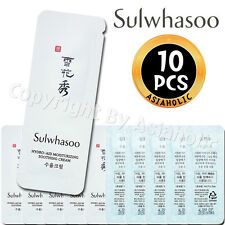 Sulwhasoo Hydro-aid Moisturizing Soothing Cream 1ml x 10pcs (10ml) Sample Newist