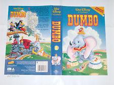 DUMBO vhs USATA edizione 06-1996