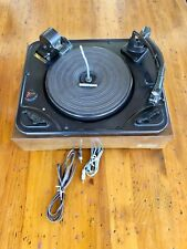 New listing Garrard Rc 88/4 Record Changer Turntable Made in England 78 45 33 16 speeds