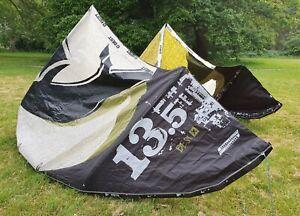 Kitesurfing kite - BEST KAHOONA - 13.5m - with bag! Very Good Condition!