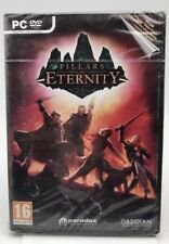 Pillars of Eternity Obsidian (PC, DVD) Sealed! Brand New