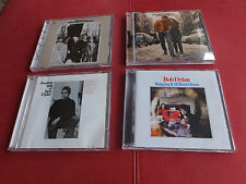 4 x CD Bob Dylan - The Freewheelin`/ Bringing It All  / Another Side / John Wesl