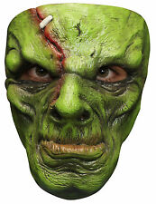 Scary Latex Zombie Monster Mask Mens Kids Fancy Dress Halloween Costume Face NEW