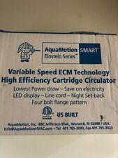 AQUAMOTION AM55-FVL HIGH EFFICIENCY ECM CIRCULATOR