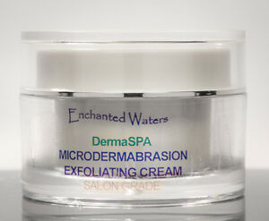 MicroDermabrasion Cream - Anti Aging Wrinkle Pores - SAY GOODBYE TO ACNE SCARS
