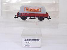 MES-54722Fleischmann 5200 H0 Güterwagen DB 461024 sehr guter Zustand
