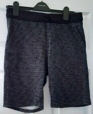 boys H&M black shorts age 14