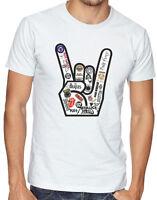 Best Rock Metal Bands Of All Time Music Band Group Men Women Unisex T-shirt 678