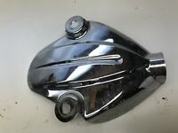 Yamaha V-Star XVS650 Classic Rear Final Drive Differential Cover Panel Chrome