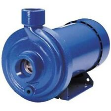 """CENTRIFUGAL PUMP TEFC - 3500 RPM, 75 PSI, 115/230V, 220 GPM, 1 1/4"""" In, 1"""" Out"""