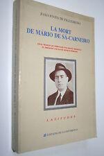 LA MORT DE MARIO DE SA-CARNEIRO par JOÄO PINTO DE FIGUEIREDO 1992