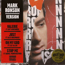 MARK RONSON - Version (UK 14 Track CD Album)