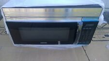 NIB: Nice Samsung 1.7 Cu. Ft. Stainless Steel Over-The-Range MICROWAVE OVEN