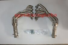 STAINLESS STEEL RACING HEADER EXHAUST MANIFOLD FOR 05-13 CORVETTE C6 LS2/LS3 V8