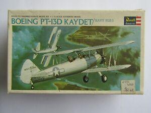 REVELL Boeing PT-13D KAYDET 1/72 Scale