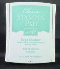 Stampin Up Classic dye ink pad, ASSORTED COLORS