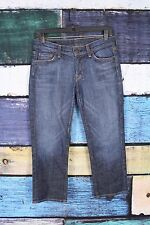 Citizens of Humanity Anthropologie Kelly Stretch Low Waist Cropped Crop Jeans 27