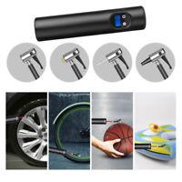 Portable Wireless Air Pump Air Electric Tire Inflator Car Auto Car Bike&Bicycle